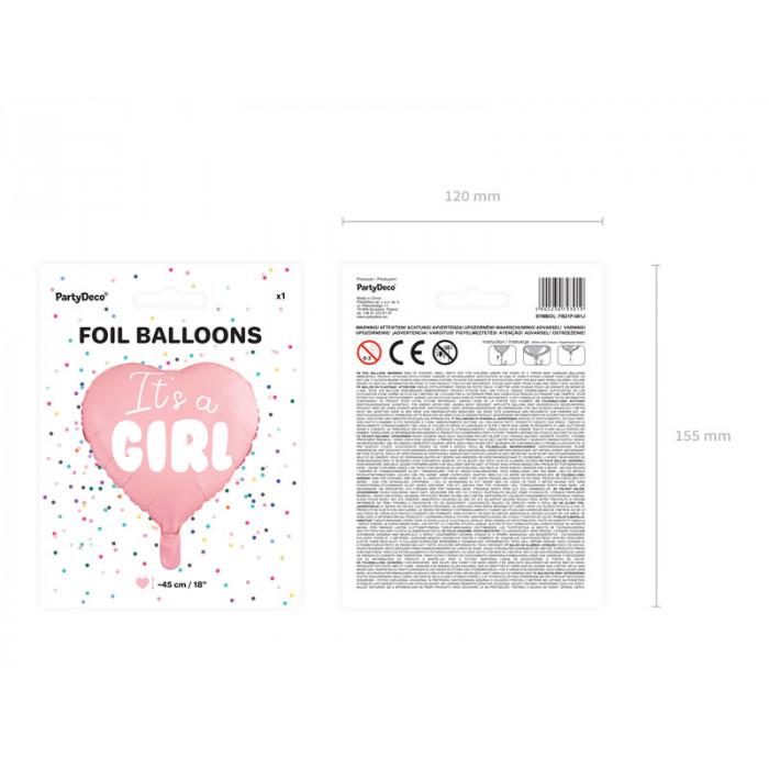 Lampion brokatowy, srebrny, 35cm