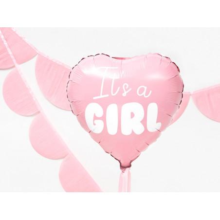 Lampion brokatowy, złoty, 35cm