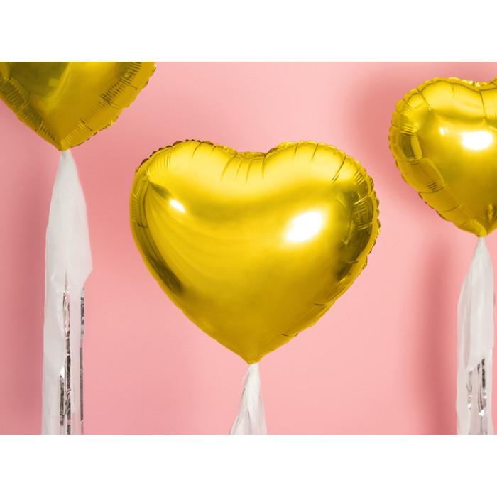 Pompon bibułowy, granat, 25cm