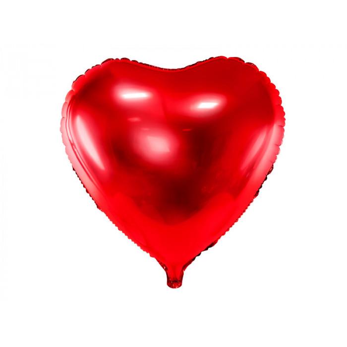 Pompon bibułowy, j. brzoskwinia, 25cm