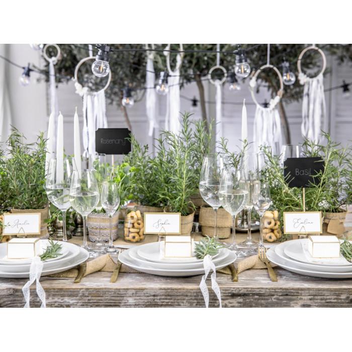 Pompon bibułowy, czarny, 35cm