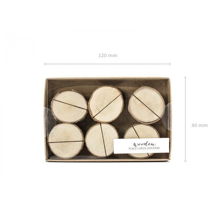 Rozety dekoracyjne, pomarańcz