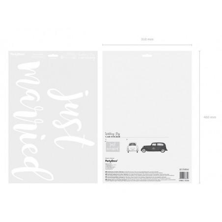 Naklejki na buty Game over