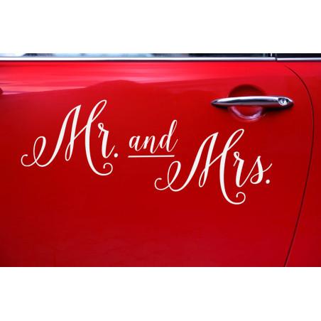 Naklejki na buty Mąż