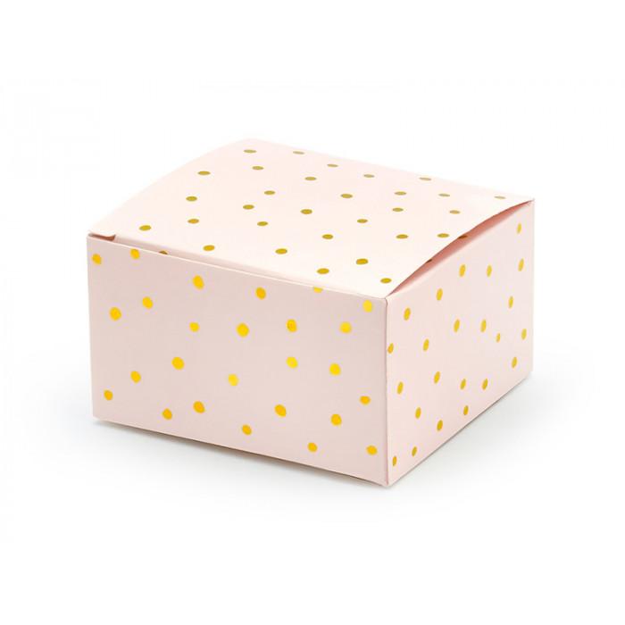 Aplikacje akrylowe Serce, perłowy 1cm