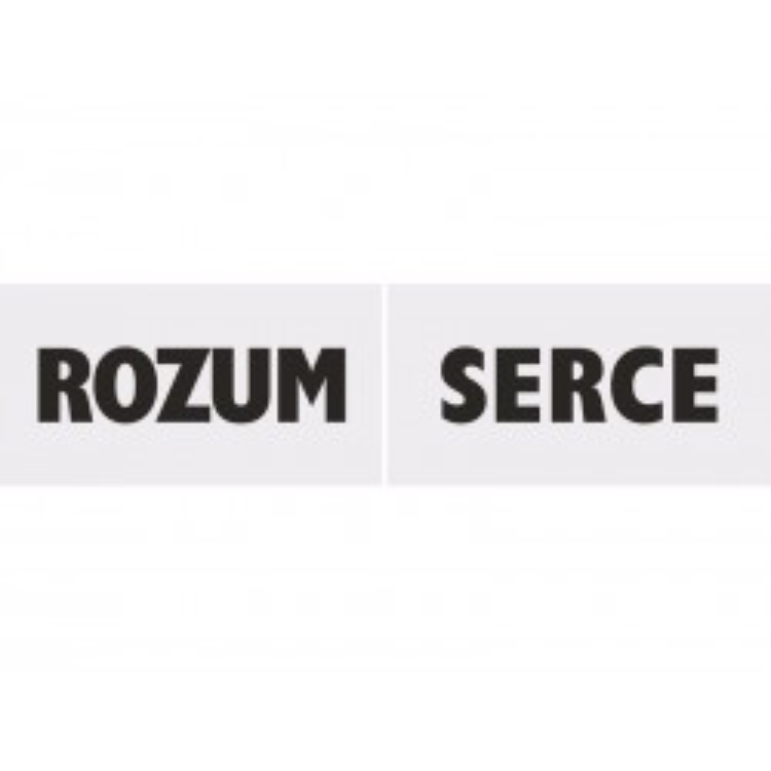 Tabliczki Serce/Rozum