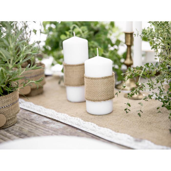 Balony 35 cm, Kropki, Pastel Lavender Blue
