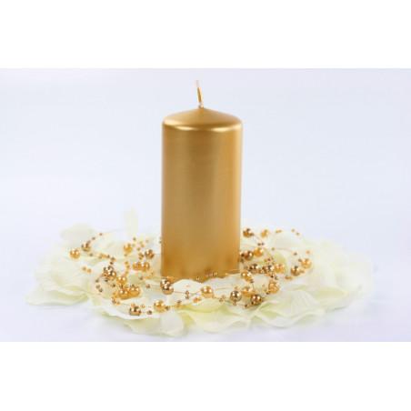 Obciążnik do balonów Gwiazdka, złoty