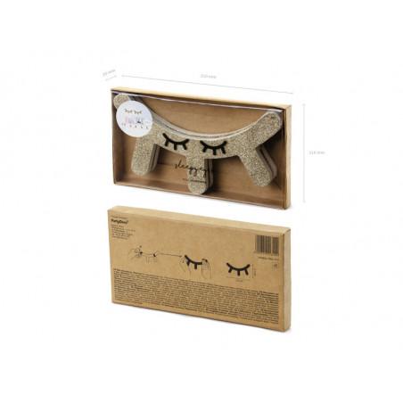 Balon foliowy Cukierek, 45cm, jasny niebieski