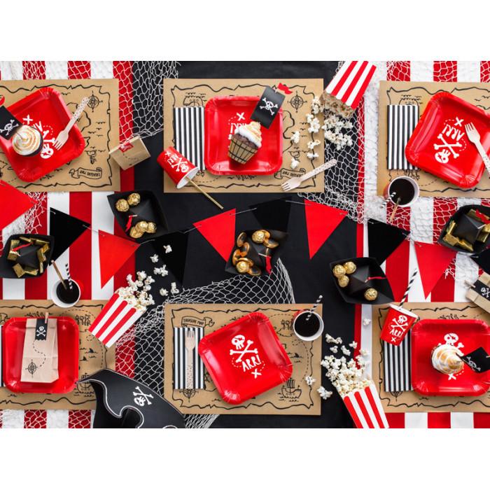 Balon foliowy Donut, mix, 48x50cm