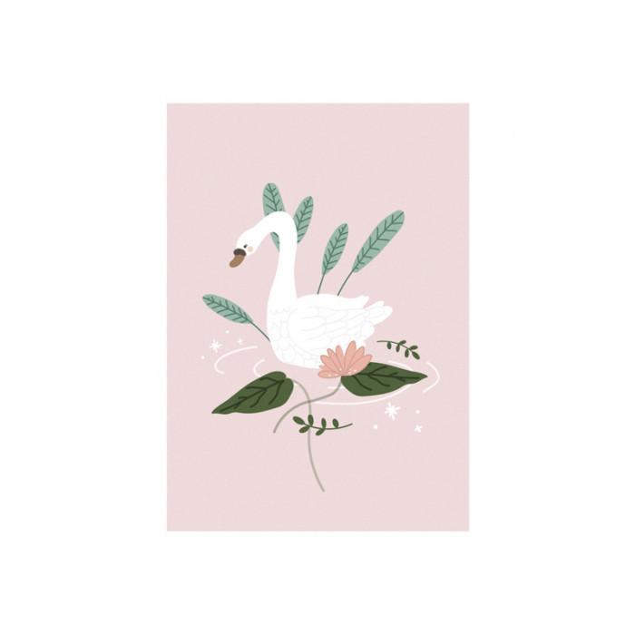 Balon foliowy Gwiazdka, 48cm, błękitny