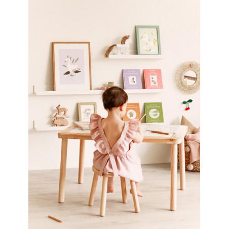 Balon foliowy Gwiazdka, 48cm, ciemny różowy