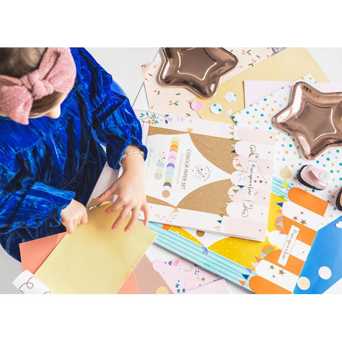 Balon foliowy Gwiazdka, 48cm, fiolet