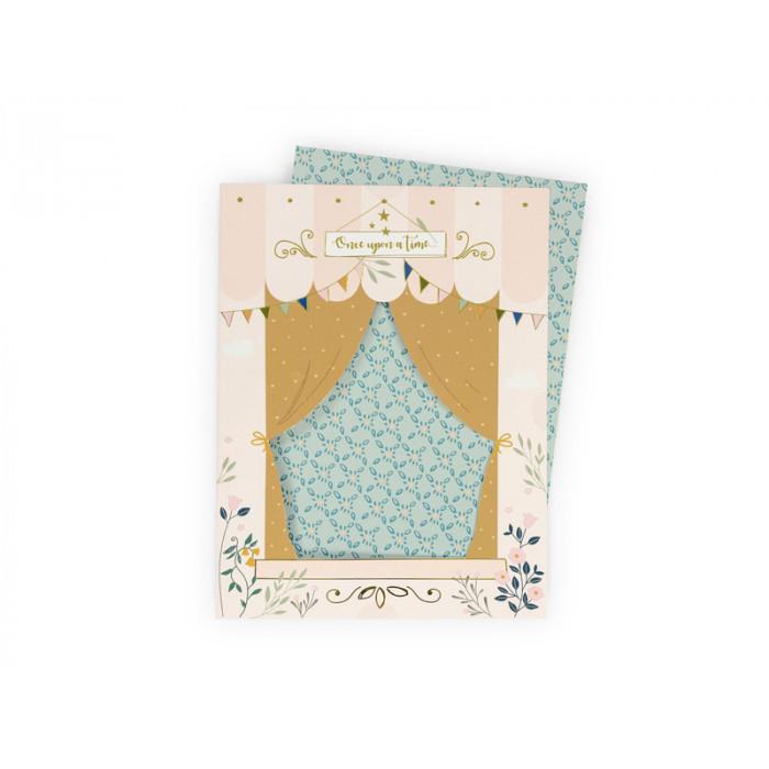 Balon foliowy Gwiazdka, 48cm, różowy