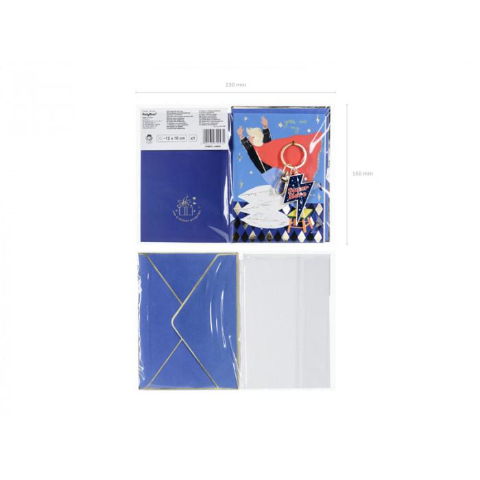 Balon foliowy UFO, 47x48cm