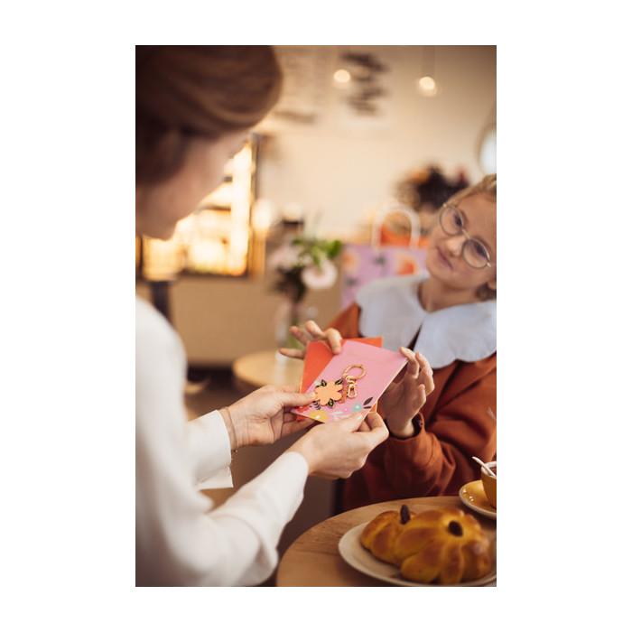 Balon foliowy Mr Mrs, różowe złoto, 69x125cm (1 op. / 3 szt.)