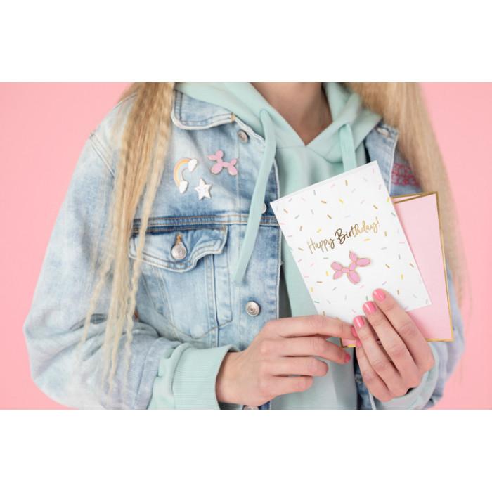 Balon 1 m, Mąż, biały