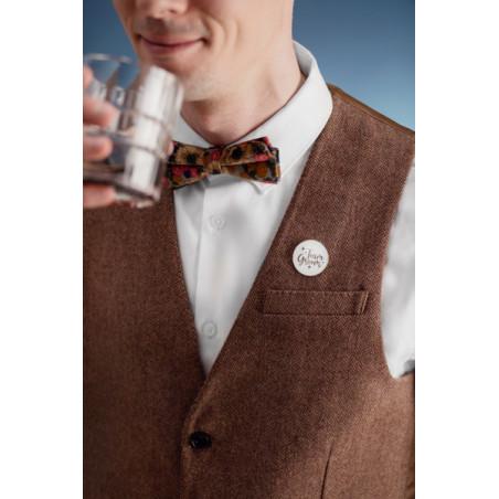 Balon foliowy 50th Birthday, złoty, średnica 45cm