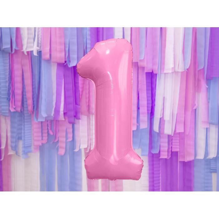 """Balon foliowy Litera """"K"""", 35cm, srebrny"""