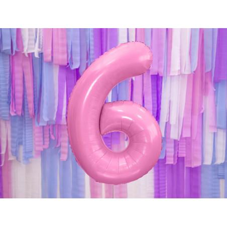 Girlanda bibułowa Rozety, j. kremowy, 3m