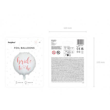Rozety dekoracyjne, złoty (1 op. / 3 szt.)