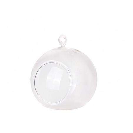 Słomki papierowe, błękit, 19,5cm