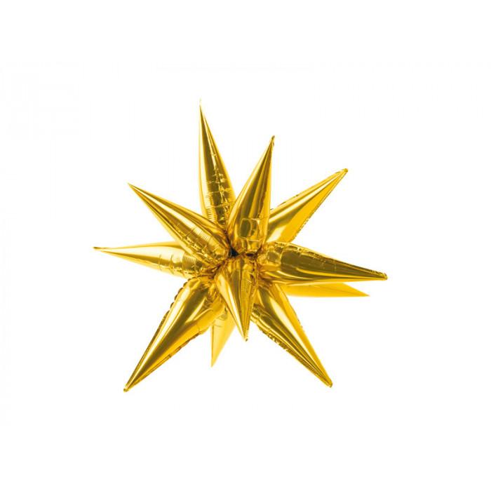 Talerzyki, srebrny, 18cm (1 op. / 6 szt.)