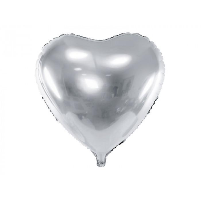 Kurtyna Party, srebrny, 18,5 x 400cm