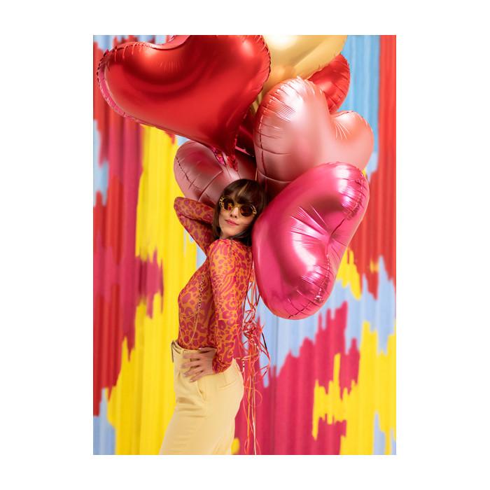 Diament bibułowy, jasny błękit, 20cm