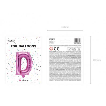 Kula bibułowa, czarny, 10cm