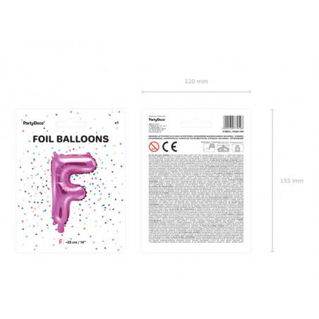Kula bibułowa, czarny, 20cm