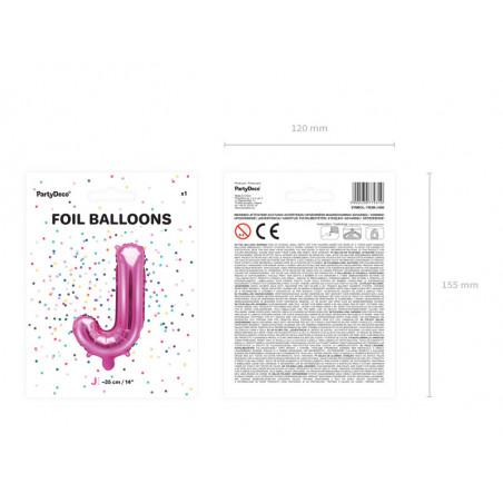 Kula bibułowa, czarny, 40cm