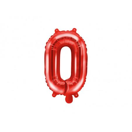 Kula bibułowa, niebieski, 30cm