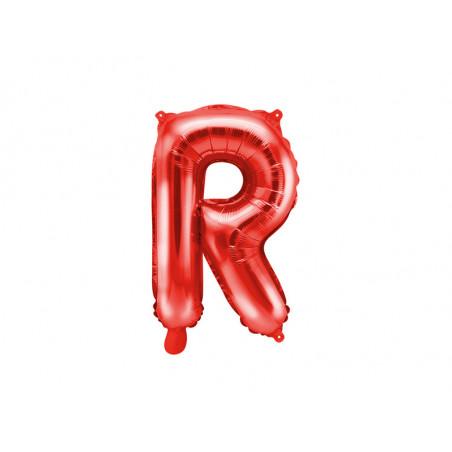Kula bibułowa, pomarańcz, 40cm