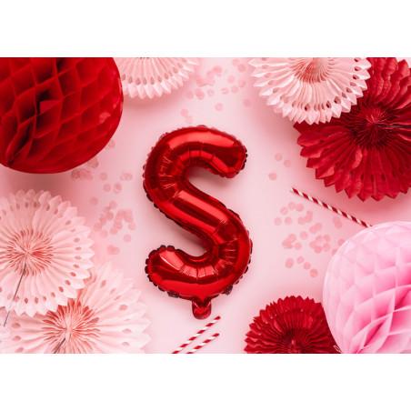 Kula bibułowa, różowy, 20cm