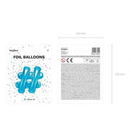 Konfetti Kółka, zielone jabłuszko, 15g