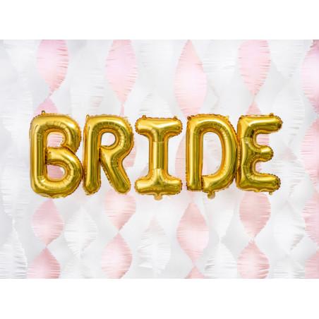 Dekoracje do muffinek Diamenty, złoty, 9,5cm (1 op. / 6 szt.)