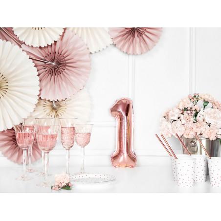 Papilotki na muffinki, 4,8 x 7,6 x 4,6cm (1 op. / 6 szt.)