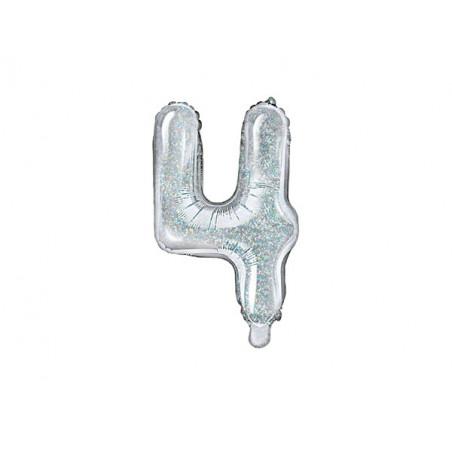 Pudełka na popcorn, mix, 7x7x12,5cm (1 op. / 6 szt.)