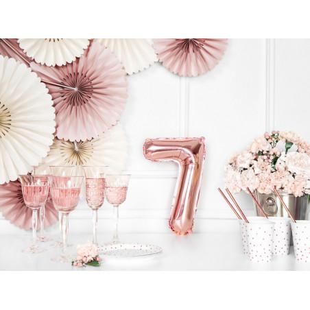 Topper na tort Mariage, złoty, 22,5cm