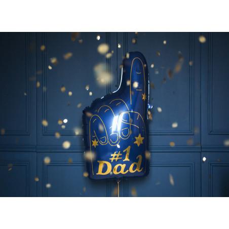 Baner Mr & Mrs, różowe złoto, 16,5x68cm