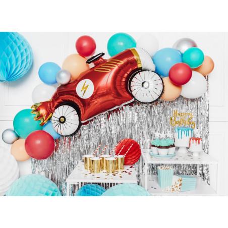 Baner Wedding, złoty, 16,5x45cm