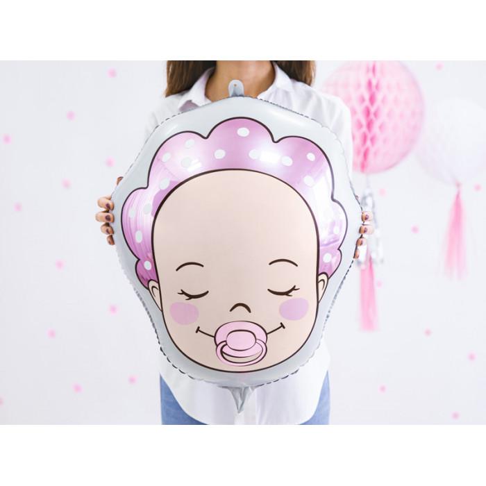 Wstążka plastikowa, lawenda, 5mm/225m