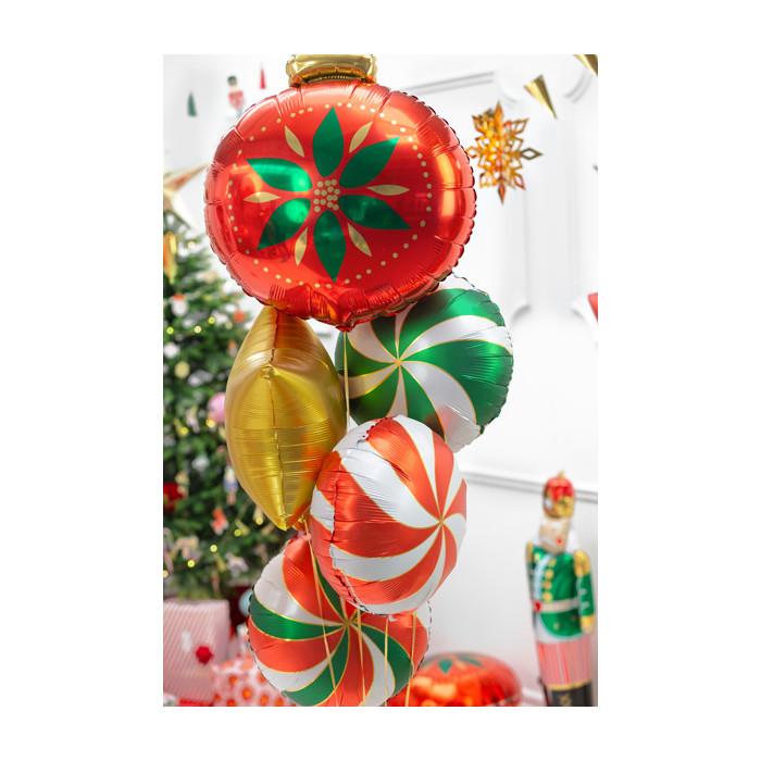 Wstążka plastikowa, różowy, 5mm/225m