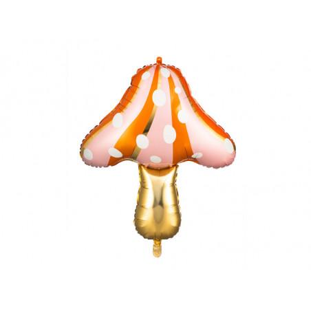 Balony Marmur 30cm, czarny (1 op. / 6 szt.)