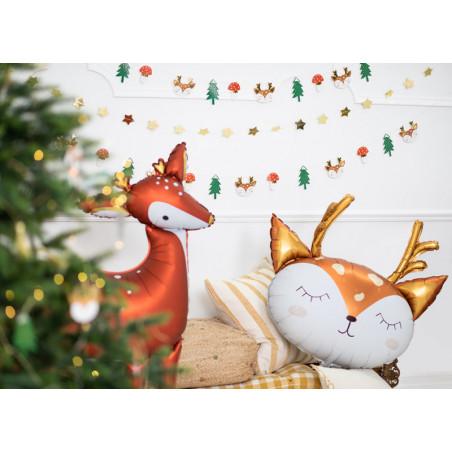 Baner Cheers, czarny, 12,5 x 50cm