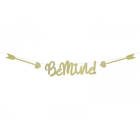 Baner Sweet Love - Be mine!, 11,5 x 90 cm