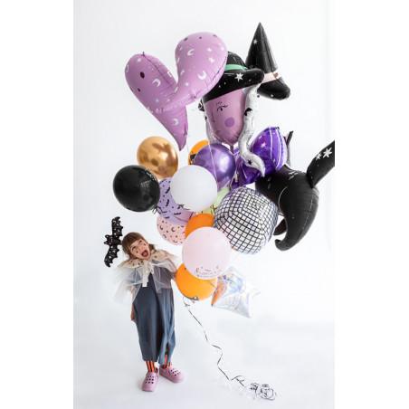Numery na stół, czarny, 24-26cm (1 op. / 11 szt.)