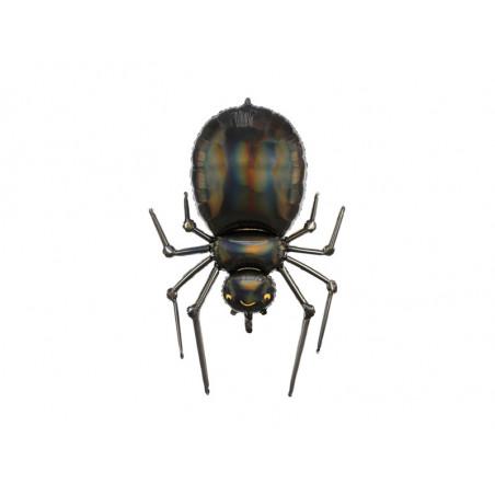 Opalizujący balon foliowy Gwiazdka, 48cm