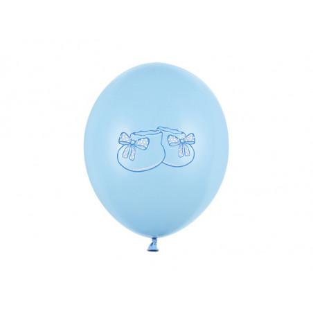 Granat z sercami i płatkami róż, 30cm